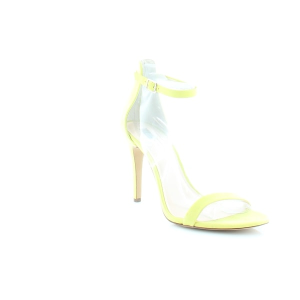 INC International Concepts Roriee Women's Heels Charteuse - 10