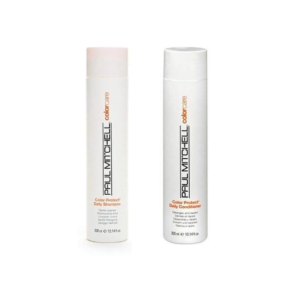 Paul Mitchell Color Protect Daily Shampoo & Conditioner Combo Pack 10.14 Oz