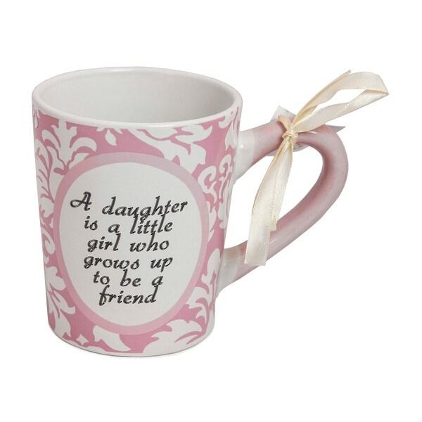 Enjoy Life Ceramic Mug for Daughter
