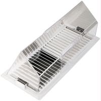 "Deflect-O 40 Air Conditioning Deflector, 10"" To 14"""