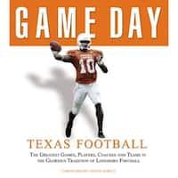 Texas Longhorns Football Game Day Book Athlon Sports Vince Young