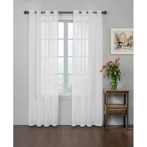 Arm and Hammer Curtain Fresh Odor-Neutralizing Single Curtain Panel