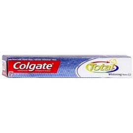 Colgate Total Whitening Fluoride Toothpaste 1.90 oz