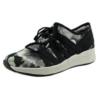 Easy Spirit Illuma Women Round Toe Canvas Walking Shoe