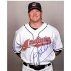 Signed Michaels Jason Cleveland Indians 8x10 autographed