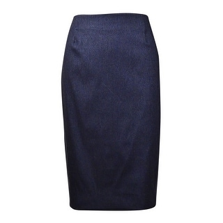 Charter Club Women's Woven Stretch Pull-On Skirt