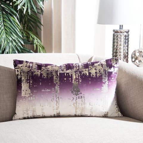 SAFAVIEH Rensia Modern Decorative Throw Pillow