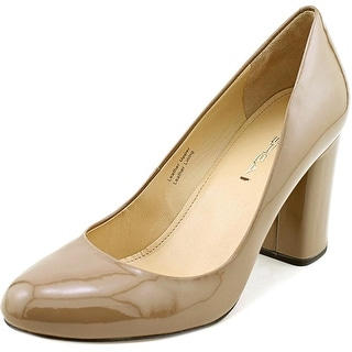 Cole Haan Womens Jovie High.Sandal Patent Leather Dress