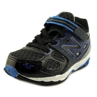 New Balance KR680 Infant  Round Toe Synthetic Blue Sneakers