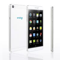 "Indigi® 3G Factory Unlocked 6.0"" DualSim SmartPhone Android 5.1 Lollipop w/ WiFi + Bluetooth Sync + Google Play Store - White"