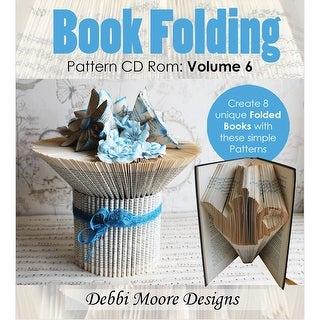 Debbi Moore Cd Rom Book Folding Patterns-Volume 6, 8 Patterns