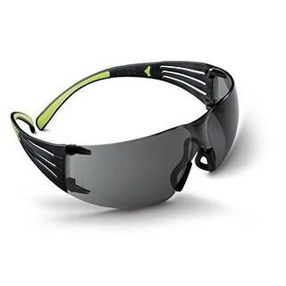 Peltor Sf400 Pg 8 Peltor Shooting Glasses 400pg8 Black Green Frame Gray Lens