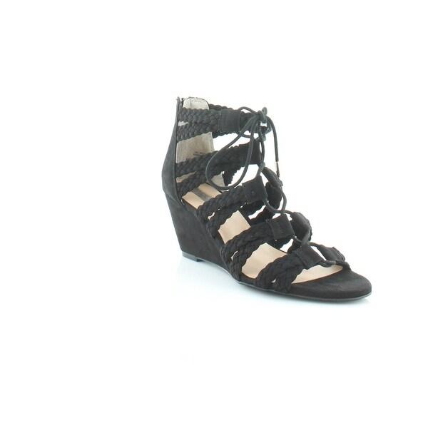 INC International Concepts Witley Women's Sandals & Flip Flops Black
