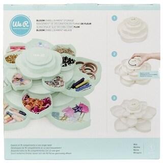 We R Bloom Embellishment Storage-Mint