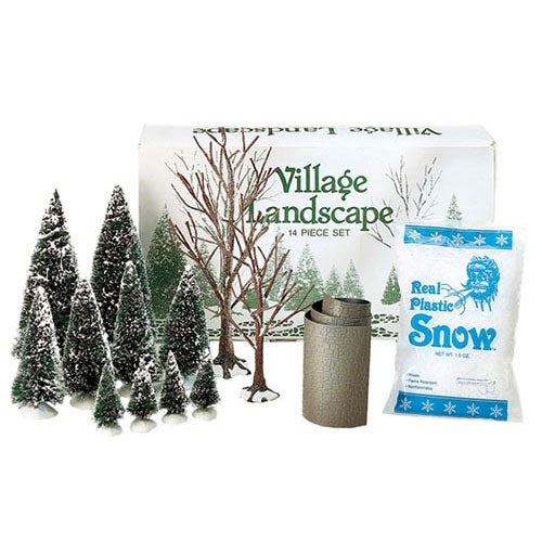 Village Landscape Kit