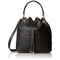 Rosetti Womens Cassandra Bucket Handbag Faux Leather - Medium
