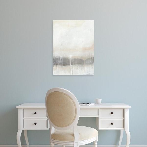 Easy Art Prints June Erica Vess's 'Horizon Strata II' Premium Canvas Art