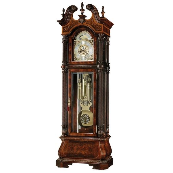 Howard Miller J.H.Miller Floor Clock. Opens flyout.