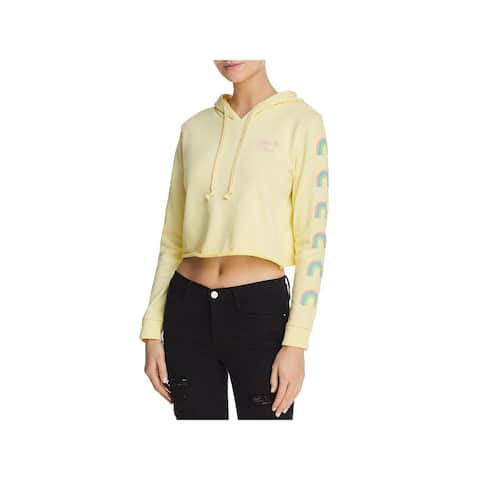 Desert Dreamer Womens After The Storm Hoodie Graphic Crop
