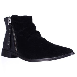 Charles by Charles David Brody Slouch Shootie Boots - Black