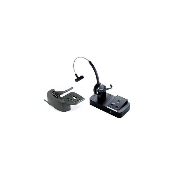 Shop Refurbished Jabra Pro 9450 Flex Mic Mono Headset W Gn1000 Lifter Overstock 20085249