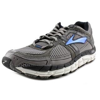 Brooks Addiction 12 B Round Toe Synthetic Running Shoe