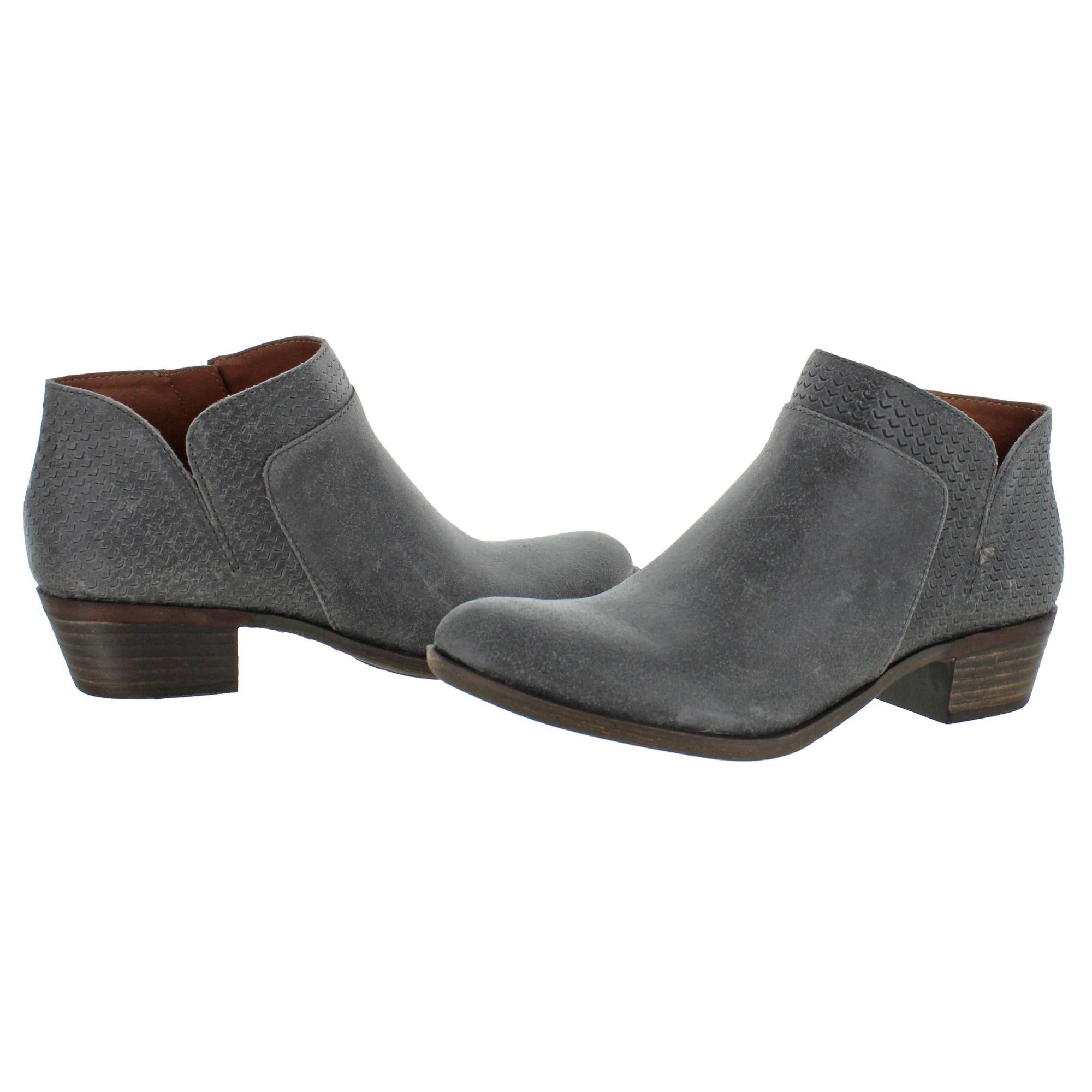 Lucky Brand Women's Brintly Leather