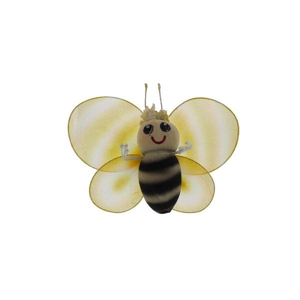 Season's Direct Decorative Mobile Mesh Bumblebee