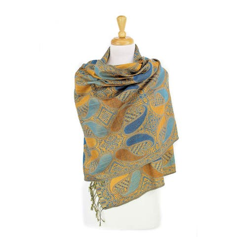 c40ed8ba0 Buy Pashmina Scarves Online at Overstock   Our Best Scarves & Wraps ...