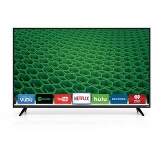 "Manufacturer Refurbished - Vizio D43-D2 43"" D-Series 1080p Smart Full-Array LED TV Built-in Wi-Fi 3x HDMI"