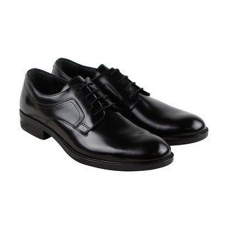 Kenneth Cole Reaction Design 201021 Mens Black Casual Dress Oxfords Shoes