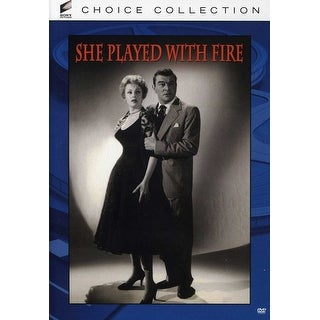 She Played with Fire [DVD]