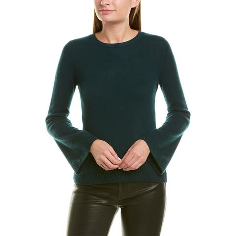 Qi Scoop Neck Cashmere Sweater