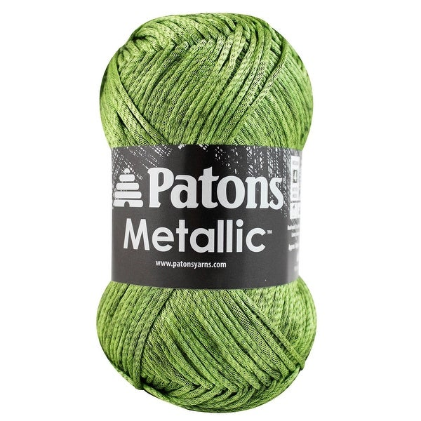 Metallic Yarn - Clearance Shades*