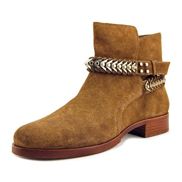 VC John Camuto Rider Women Chestnut Boots
