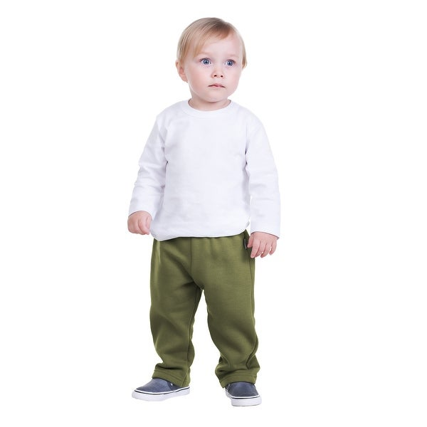Pulla Bulla Baby Boy Sweatpants Fleece Jogger Pants