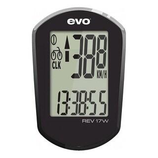 Evo Rev17W Wireless Bicycle Computer - 650091-01