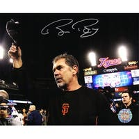 Bruce Bochy San Francisco Giants 2012 World Series 8x10 Photo