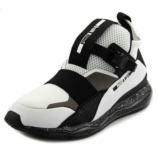 Alexander McQueen By Puma Cell Mid   Round Toe Synthetic  Sneakers