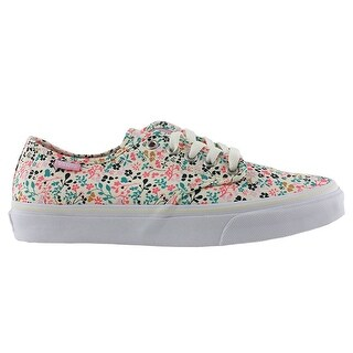 Vans Womens Camden Stripe Low Top Lace Up Fashion Sneakers