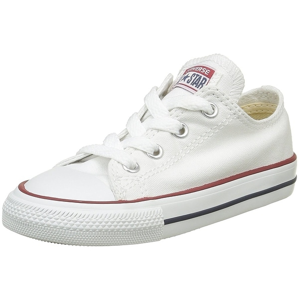 16c554bb623 Shop Converse Kids Chuck Taylorr All Starr Core Ox Little Kid Optical White  Kids Shoes 3 Little Kid M - Free Shipping Today - Overstock.com - 18279888