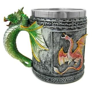 Gothic Dragon Tankard Coffee Mug Cup Medieval