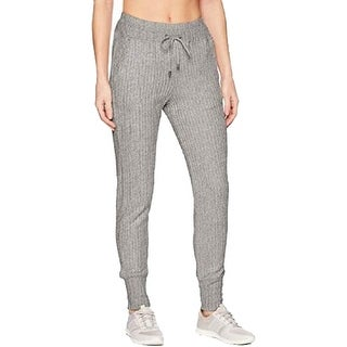 Link to Splendid Women's Heathered Ribbed Knit Drawstring Activewear Jogger Pants Similar Items in Pants