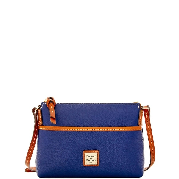 Dooney & Bourke Pebble Grain Ginger Pouchette (Introduced by Dooney & Bourke at $128 in Dec 2015)