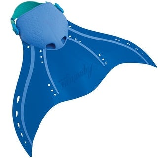 Finis Aquarius Fin Fantasy Monofin - Blue/Aqua