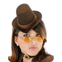 Steampunk Costume Accessory Kit Female - Brown