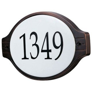 DVI Lighting DVP1504 Outdoor Address Plate from the Media Collection