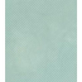 "Craft Consortium Decoupage Papers 13.75""X15.75"" 3/Pkg-Textured Blue W/Gold Dot"