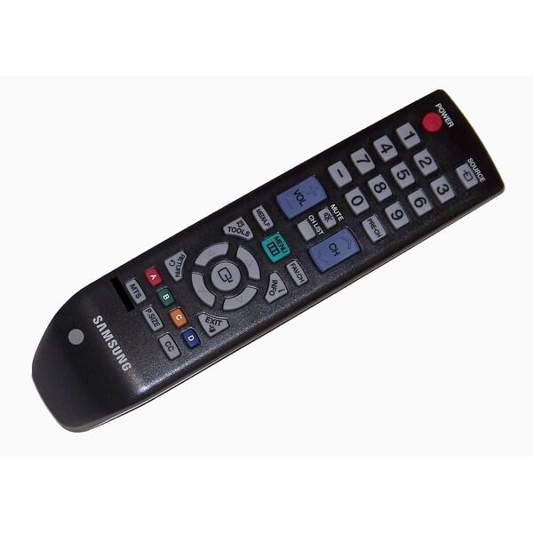 OEM Samsung Remote Control: LN22B360C5DXZC, LN22B360C8D, LN22B450C4H, LN22B460, LN22B460B2D, LN22B460B2DXZA