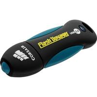 Corsair CMFVY3A-16GB Corsair 16GB Flash Voyager USB 3.0 Flash Drive - 16 GBUSB 3.0 - Black - Water Resistant, Rugged Design,